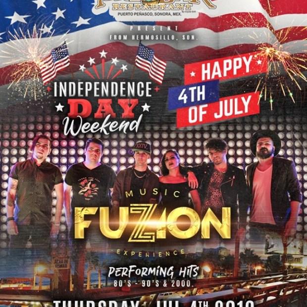 Fourth-of-July-Tekila-with-Fuzzion-19 Sand! Sun! Summer! Rocky Point Weekend Rundown