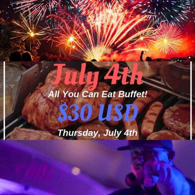 Playa-Bonita-4th-of-July-Buffet-19 4th of July All You Can Eat Buffet at Playa Bonita