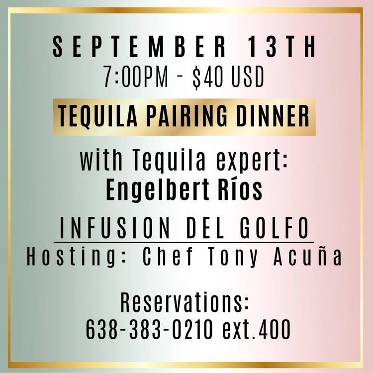 Tequila-Pairing-Dinner-19 Tequila Pairing Dinner at Infusion del Golfo