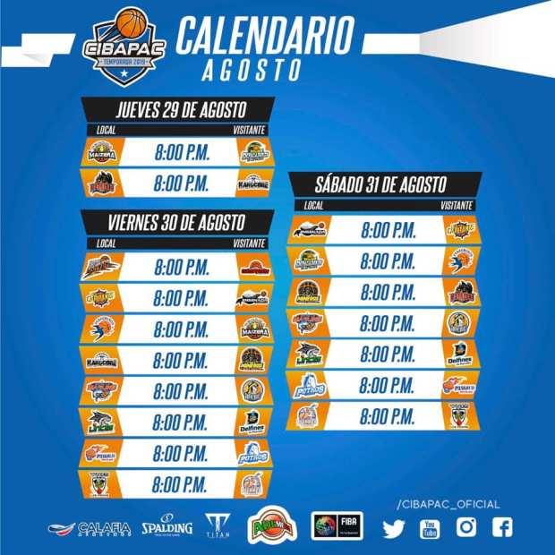 basketball-calendar-cibapac-2019 Save the Dates! Rocky Point Weekend Rundown!