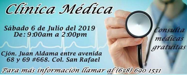 july-medical-clinic Rocky Point Medical Clinic July 6th