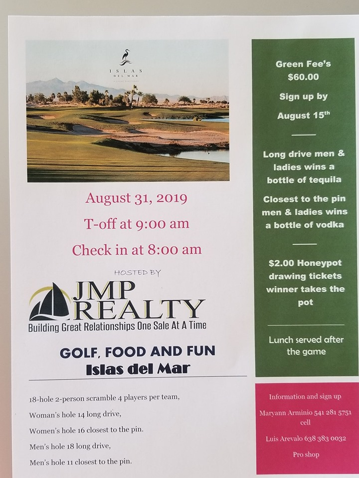 IMP-Realty-Golf-Tourney-19 Labor Day Weekend in Rocky Point 2019!
