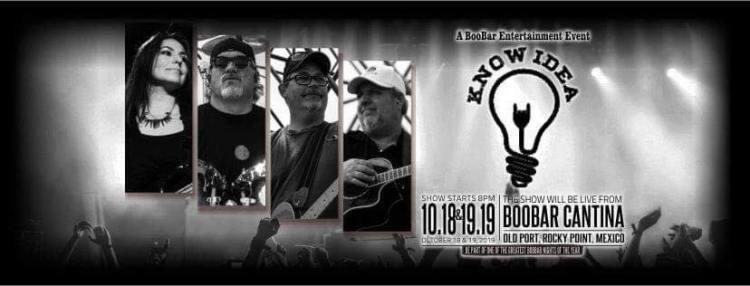 Know-Idea-BooBar-19 Know Idea Band Rocktober Fest at BooBar