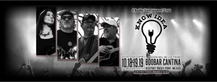 Know-Idea-BooBar-19 Color the town! Rocky Point Weekend Rundown!