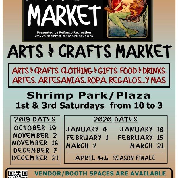 Mermaids-Market-19-20-Schedule December, on! Rocky Point Weekend Rundown!