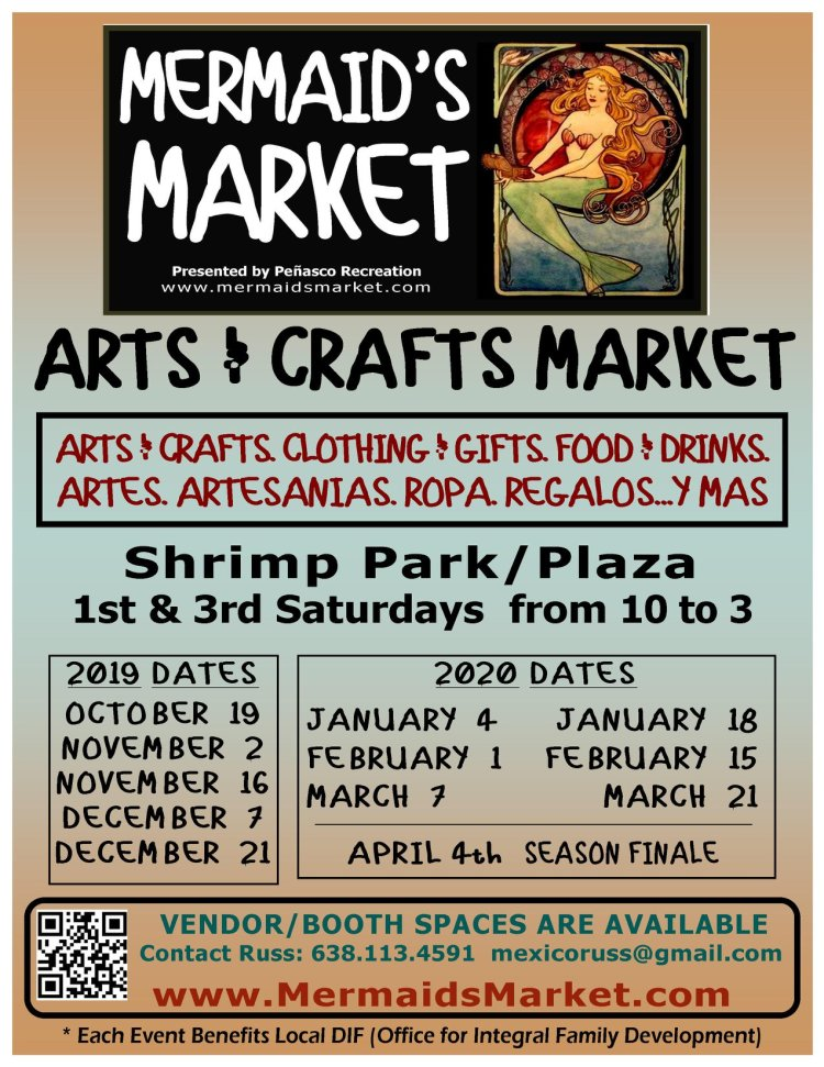 Mermaids-Market-19-20-Schedule Mermaid's Arts & Crafts Market