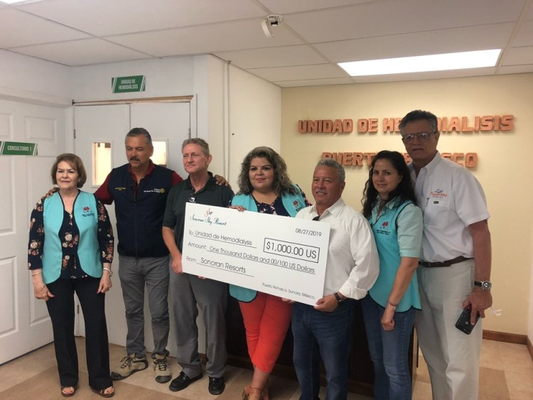 sonoran-resorts-hemodialisis Proceeds from 8th Annual Las Vegas night hit the jackpot!