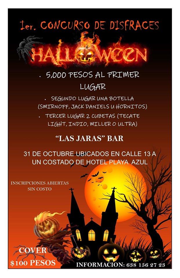 Concurso-Disfraces-Las-Jaras-Bar-19 Concurso de Disfraces en Las Jaras Bar