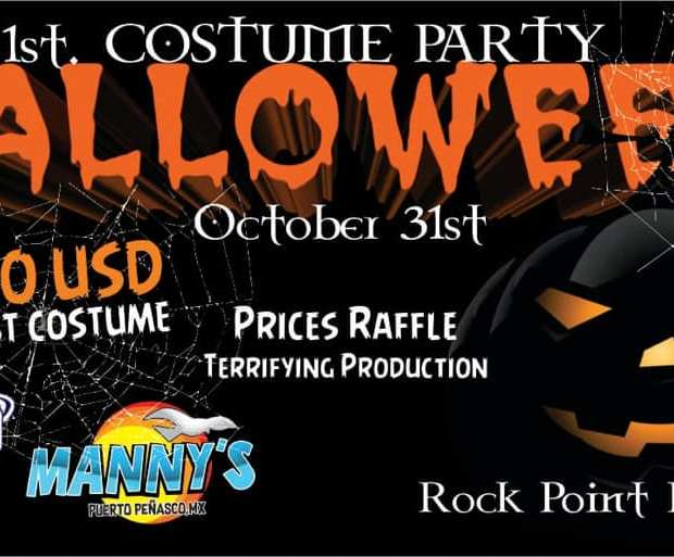Mannys-Halloween-Costume-Party-19 Eat your art out! Rocky Point Weekend Rundown!
