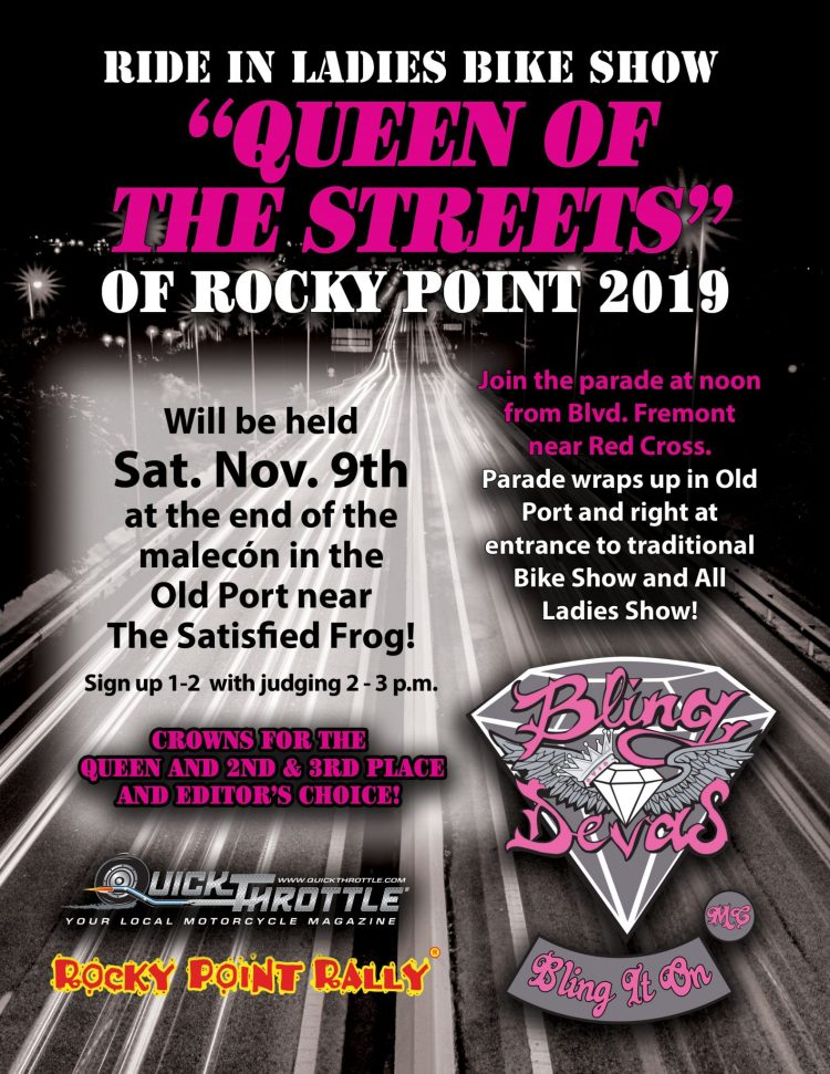 Queen-of-the-Streeets-2019-927x1200 Let's Beach! Rocky Point Weekend Rundown!
