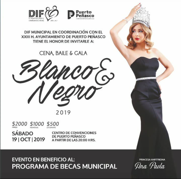 blanco-negro-2019 43rd Black & White Ball coming up Oct. 19th