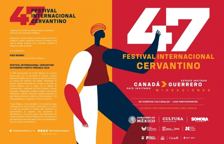 cervantino-2019 Eat your art out! Rocky Point Weekend Rundown!
