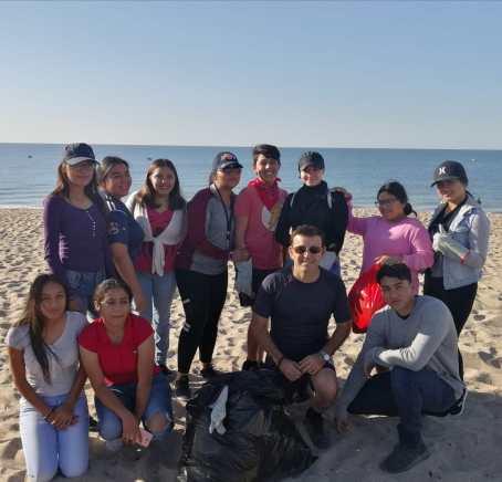 limpieza-oct-2019-clean-up-4 2019 International Coastal Clean-up in Puerto Peñasco surpasses goals