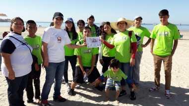 limpieza-oct-2019-clean-up-6 2019 International Coastal Clean-up in Puerto Peñasco surpasses goals