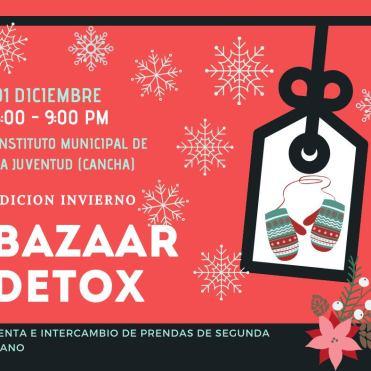 Bazaar-Detox-Invierno-19 What Novem-brrr ? Rocky Point Weekend Rundown!