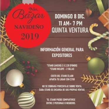 Bazar-Navideño-Quinta-Ventura-19 What Novem-brrr ? Rocky Point Weekend Rundown!
