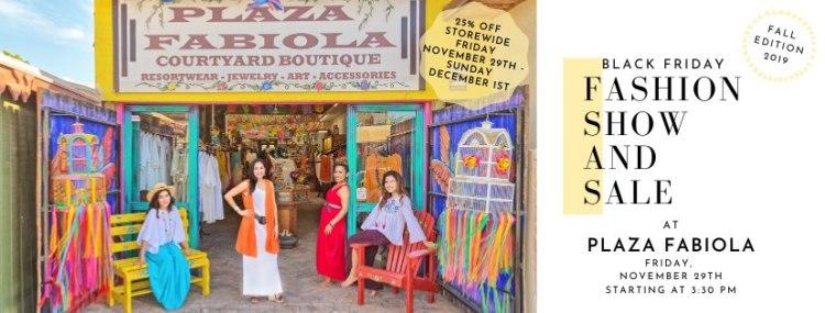 Plaza-Fabiola-Fashion-Show-Nov-19 Gobble Gobble! Rocky Point Weekend Rundown!