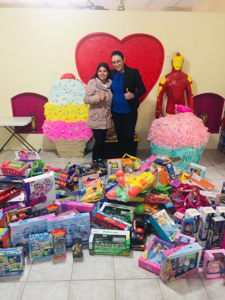 Casago-Holiday-Toys-Donation Casago Employees Spread Holiday Joy this season
