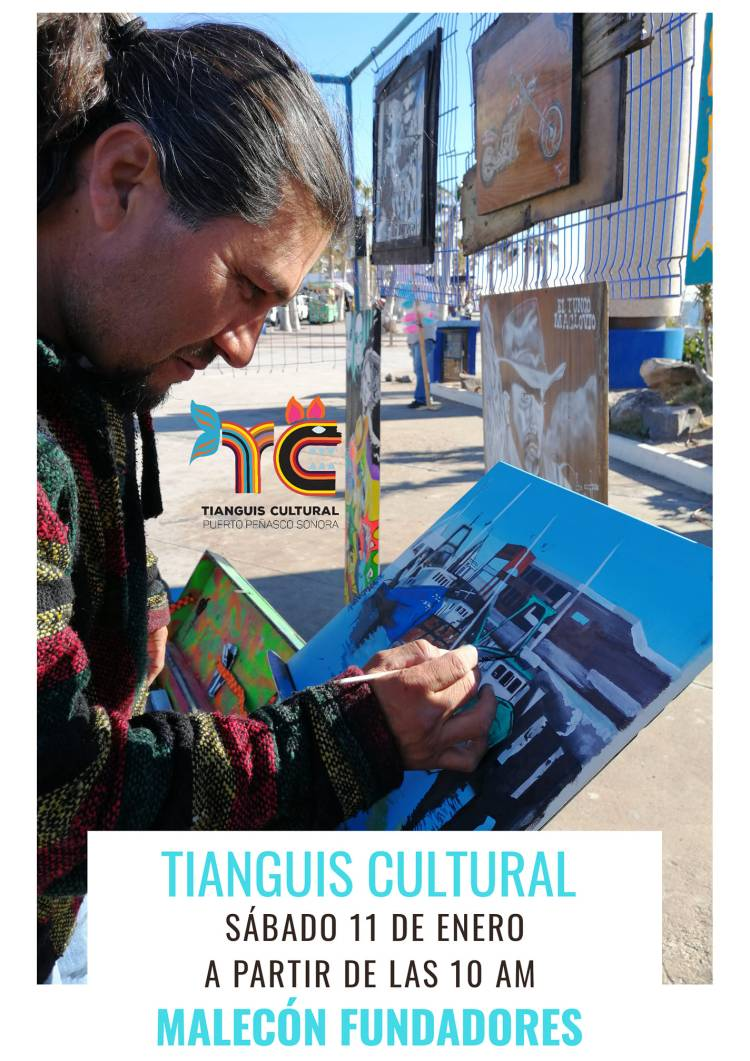Tianguis-Cultural-11-Enero-20-848x1200 Anchors away! Rocky Point Weekend Rundown!