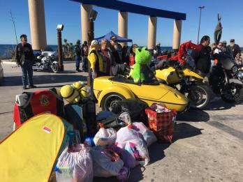 toy-run-malecon Roar of motorcycles highlights 6th Annual Kings Day Toy Run