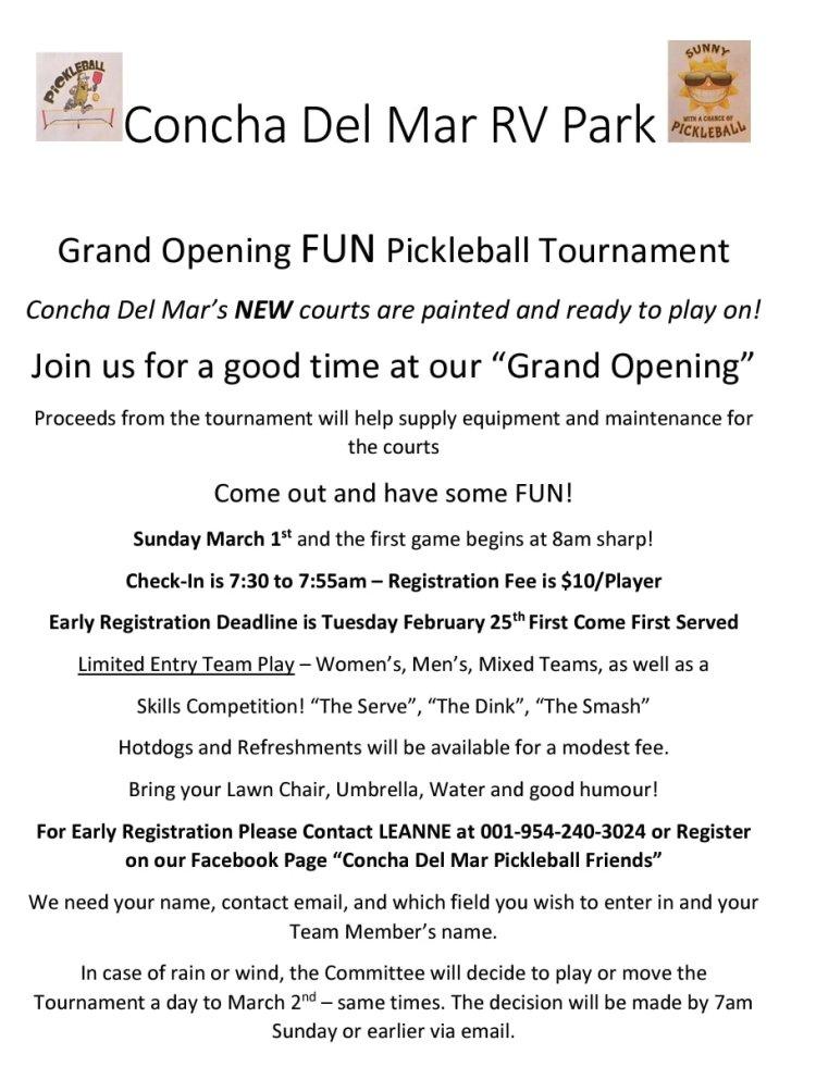 FUN-Pickleball-Tournament-Concha-del-Mar-20-907x1200 ¡VIVA la fiesta! Rocky Point Weekend Rundown!