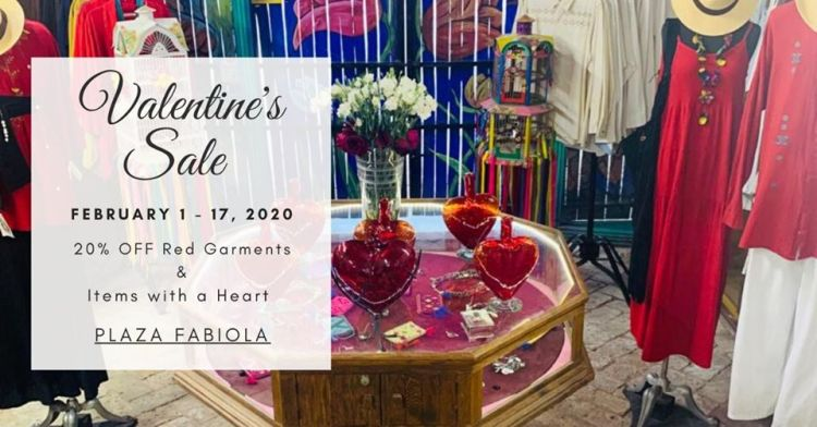 Plaza-Fabiola-Vsalentines-Sale-20 Whatcha got? AMOR! Rocky Point Weekend Rundown!