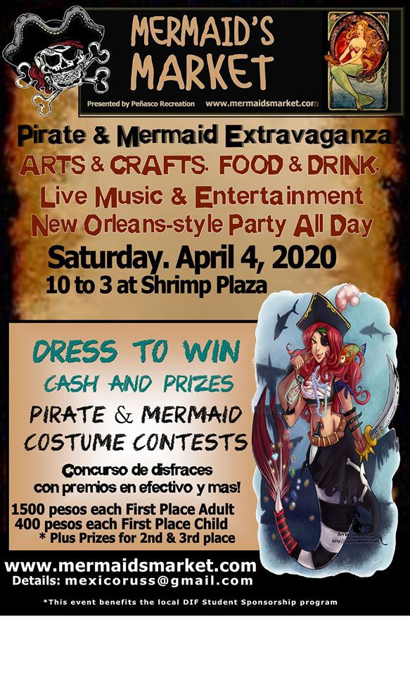 pirates-april-4 ¡VIVA la fiesta! Rocky Point Weekend Rundown!