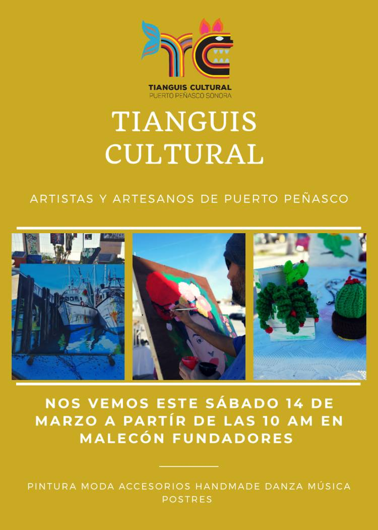 Tianguis-Cultural-14-Marzo-20-857x1200 Whenever it rains... Rocky Point Weekend Rundown!