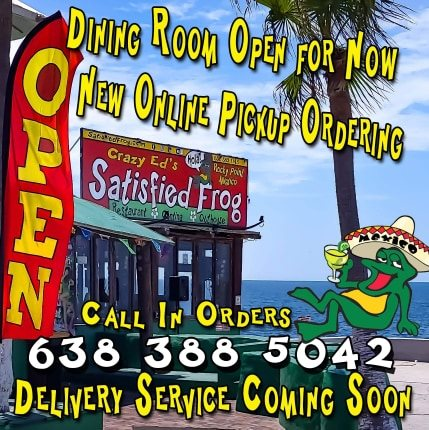 satisfied-frog-1 #supportlocalbusiness  Rocky Point Rundown