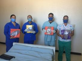 28-april-kits-entregados-issste Peñasco Rotary Club invites donors for medical supply drive