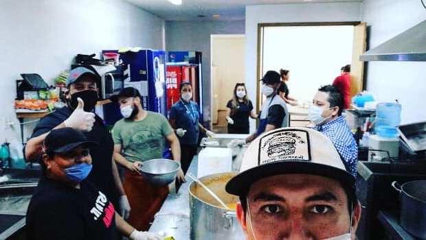 638-neftali The (Food) Helpers in Puerto Peñasco Part 2 of ... Covid-19 Column