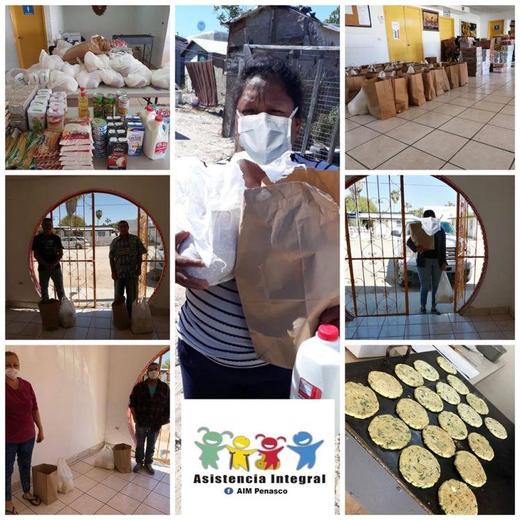 aim-food-bags The (Food) Helpers in Puerto Peñasco Part 2 of ... Covid-19 Column