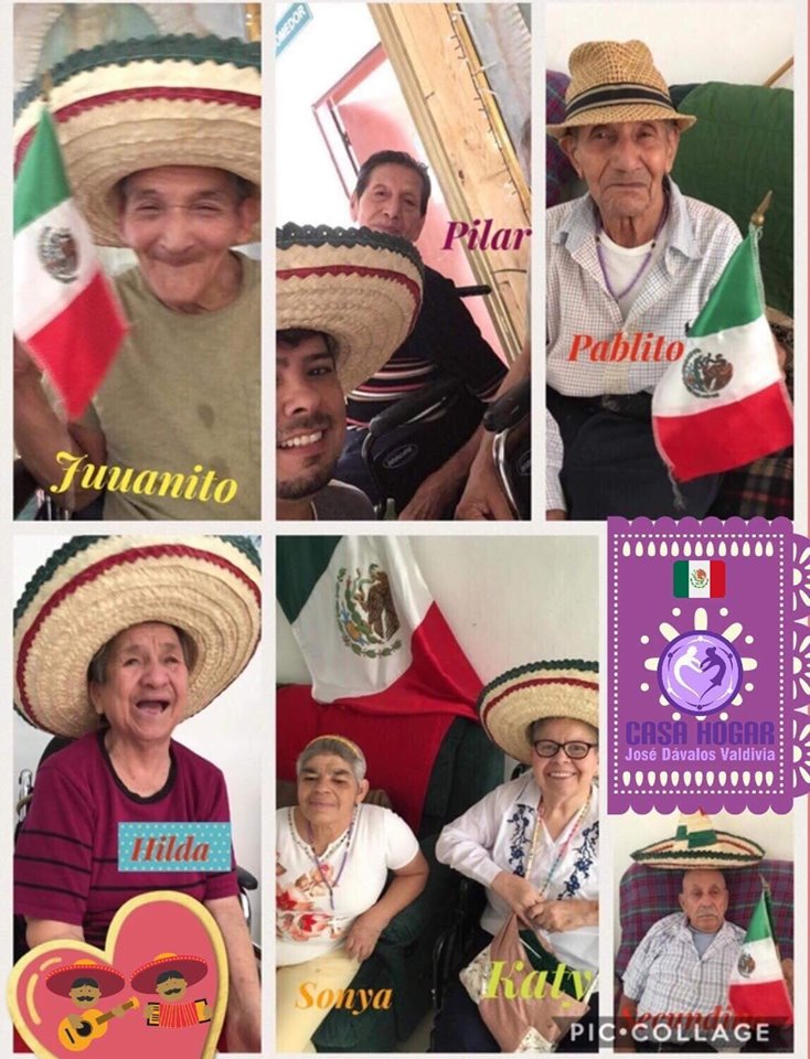 casa-hogar-mexicana Trapped in Paradise IV - May 16th! DJ spins for the elderly