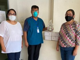 "PNN-PPE-manometer ""Peñasco nos Necesita"" helps address PPE needs"