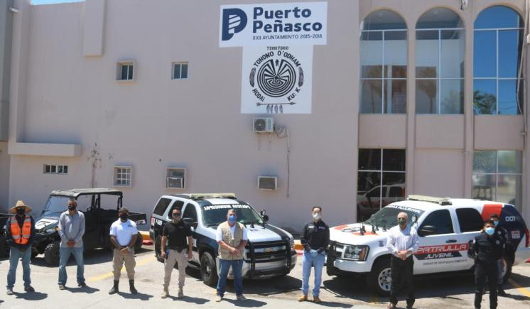 july-16-donation-equipment Peñasco eyes reopening of beaches come August