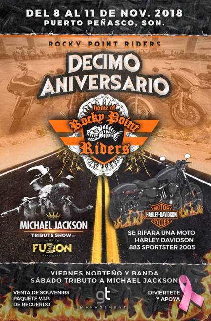 rocky-point-riders 2018 Rocky Point Rally Calendar a Puerto Penasco tradition!