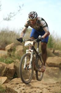 Chris Hanson, winner JetBlack 24 Hour Elite Men's in 2012. Photo: Marathon-Photos