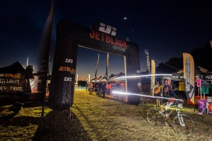 Night fall at the JetBlack WSMTB 12 hour event 2013. Photo: Outer Image Collective