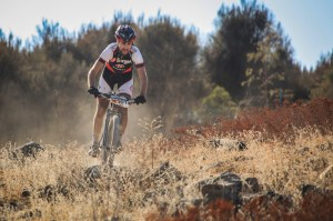 Ed McDonald coped well with the severely hot conditions at Stromlo, completing five laps of the monster circuit the fastest.