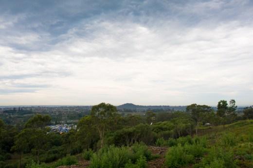 Not just a pretty place - The Aust. Botanic Garden Mt Annan. Photo: GiRo