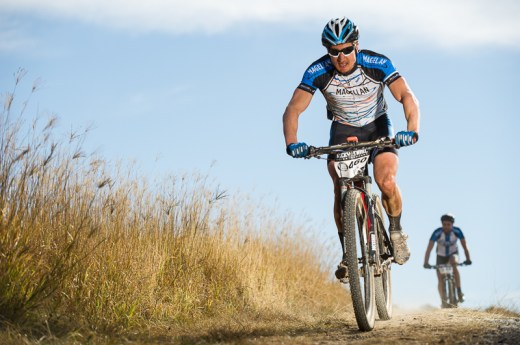 Paris Basson, comfortable GP4-hour elite men's lead after Round 4. Photo: OuterImage.com.au