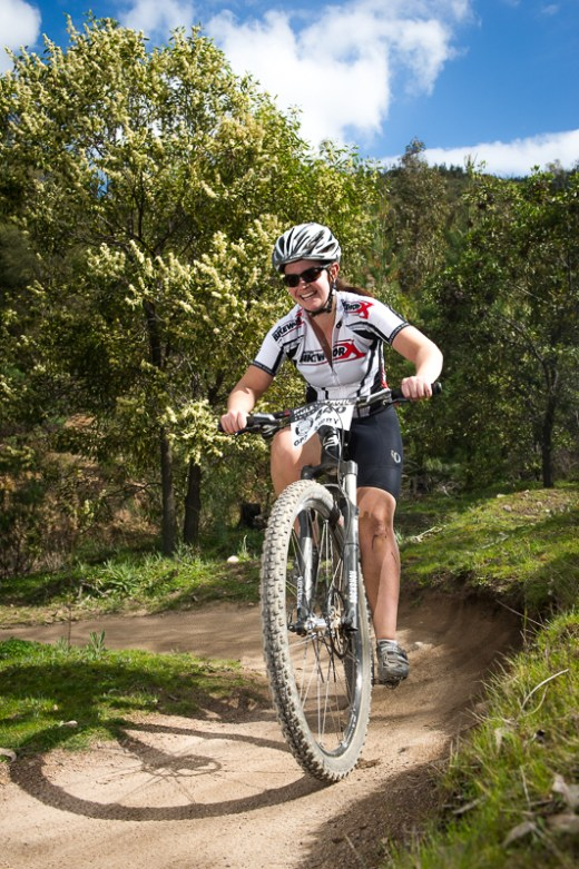 After a consistent season Kirby Knowles is the 2014 elite women's SHIMANO MTB Grand Prix series winner.