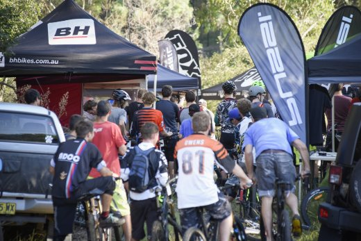 Now in it's fourth year, Rocky Trail's Fox Rollercoaster #Enduro Series, powered by BH Bikes, is attracting racers from all across NSW and ACT. Photo: Katharina Wisata