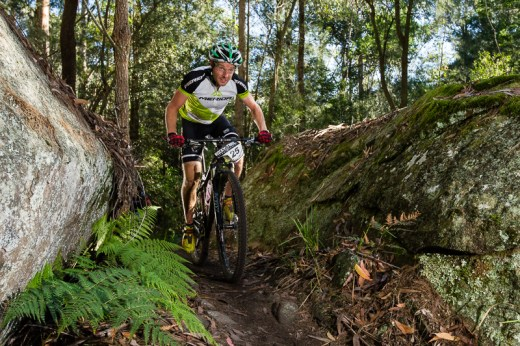 """Ourimbah is an old-school mountain singletrack - it's also the Rocky Trail crew """"home track"""" - we'll be sure to include all our favourites! Photo: OuterImage.com.au"""