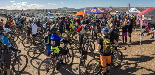 More than 200 riders competed at Stromlo Forest Park at the Fox Rollercoaster #Enduro event, hydrated by CamelBak.