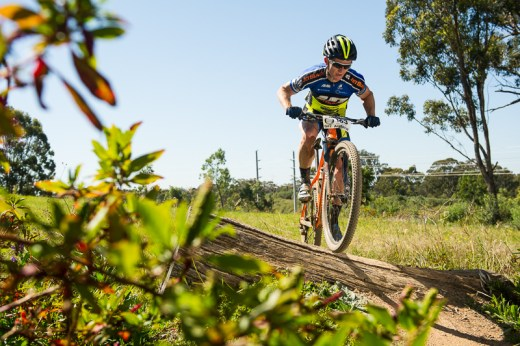 Andrew Finlayson increases series lead with fourth win in the 7 Hour men's solo GC. Photo: OuterImage.com.au