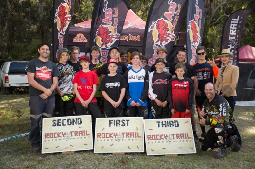 A big shout-out to the Central Tablelands MTB Club for all their hard work and commitment to the state series!