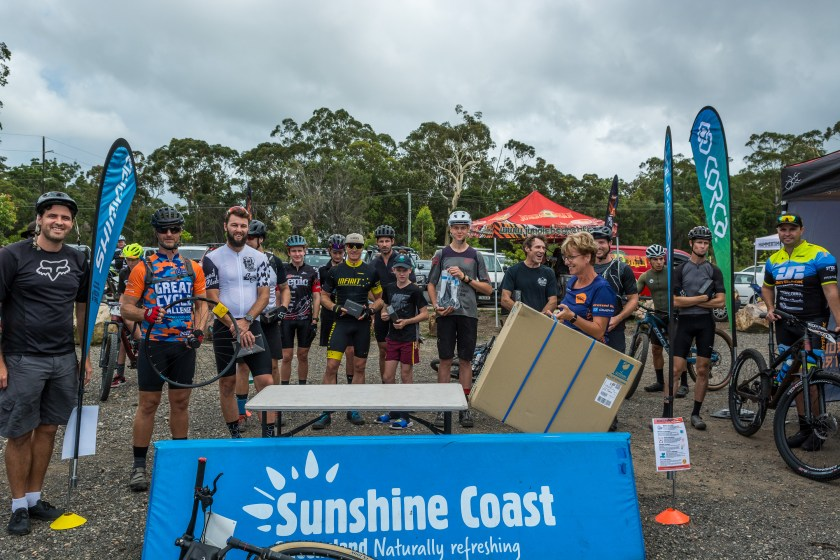 Shimano, Sunshine Coast & Corca Support