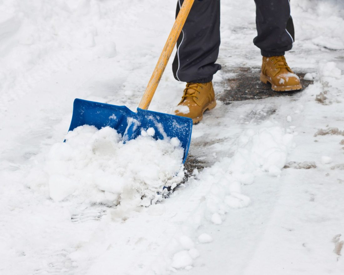 Airdrie Snow Removal