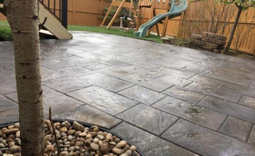 Navarro Stone Patio